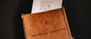 Michel Butor, Mylène Besson etc. Destination Marrakech