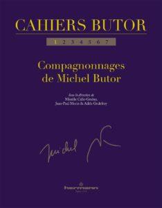 Cahier Butor n°1