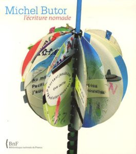 Michel Butor l'écriture nomade