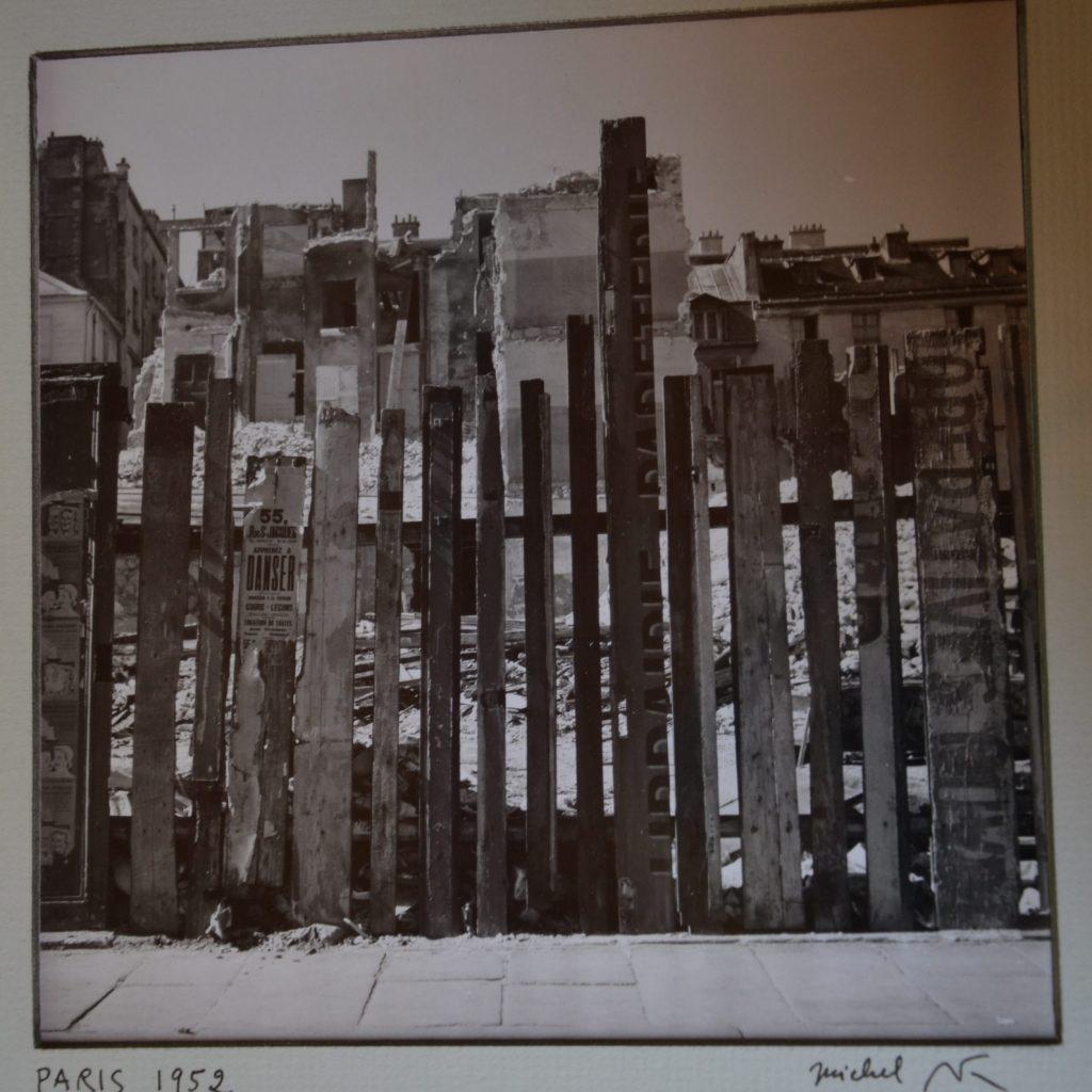 Michel Butor, Salonique, 1955, collection du manoir des livres